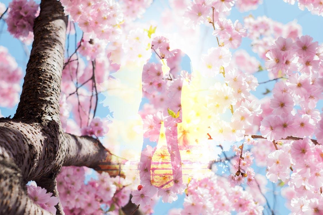 Youpi, voilà le printemps et ses effets bonheurs !